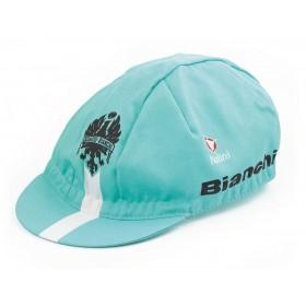 Bianchi Reparto Corse Race Cap Celeste
