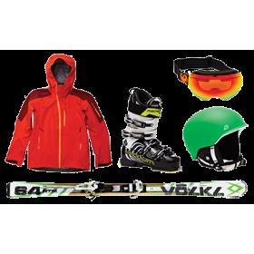 Крзна за турно скии